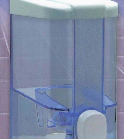 Дозатор за течен сапун 1л