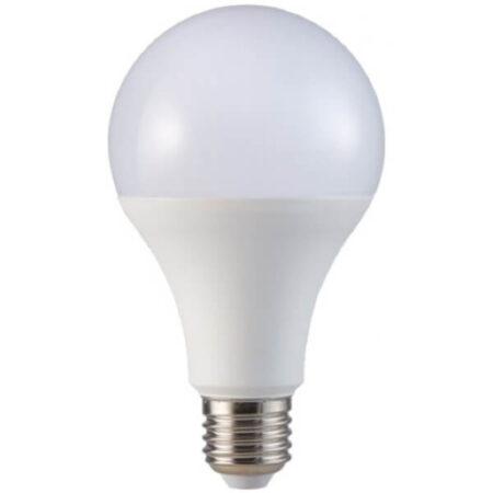 LED Крушка 9W E27 A60 Термо Пластик VT-2099