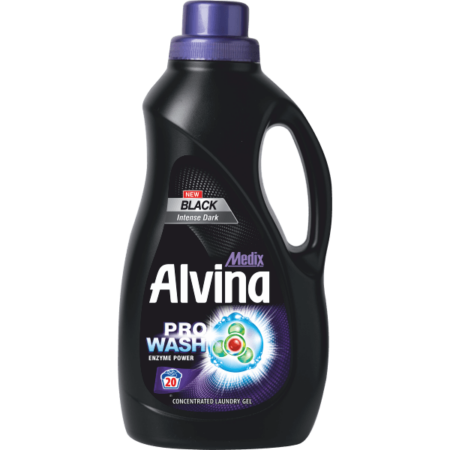 Алвина 1.1л черно