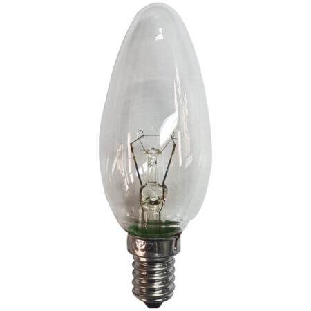 Крушка Е14 40W свещ