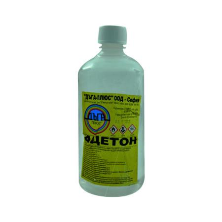 Ацетон 1л Дъга