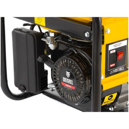 Генератор бензинов PS 25 2.5 kW